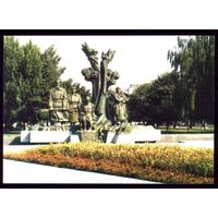Пинск Памятник партизанам