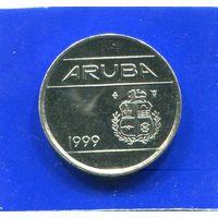 Аруба 5 центов 1999 UNC