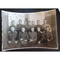 """Фото """"Военная школа штурманов"""", конец 1940-х"""