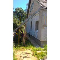 Дом кирпичный на Чапаева в Витебске