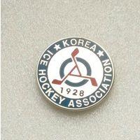 Официальный знак - Федерация хоккея Южной Кореи