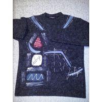 Мужской свитер 48 размера