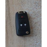 Ключ складной для автомобиля 2010-2015 GMC 2012 GMC Terrain Transponder Key