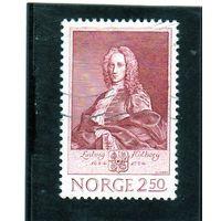 Норвегия. Ми-910. Людвиг Холберг, барон Хольберга (1684-1754). 1984.