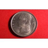 1 франк 1979 - BELGIE. Бельгия. В блеске!