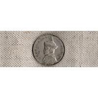 Бутан 1/2 рупии 1951/Король(Li)