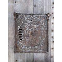 Дверка печная Колесница старинная польская