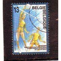 Бельгия. Ми-2312.Волейбол. Чемпионат Европы.1987.