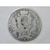 Бавария 20 крейцеров 1772г