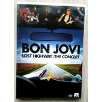 DVD. Bon Jovi. Lost Highway. The Concert.