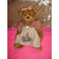 Мягкая игрушка медведь мишка Маруся