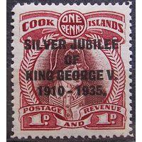 Британские колонии. Острова Кука. Лот 30