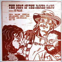 James Gang Featuring Joe Walsh, The Best, LP 1973