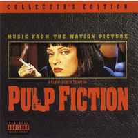 Криминальное Чтиво Pulp Fiction: Music From The Motion Picture