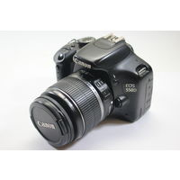 Зеркальный фотоаппарат Canon EOS 550D Kit 18-55mm IS