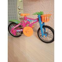 Для куклы велосипед