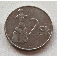 2 кроны 1993