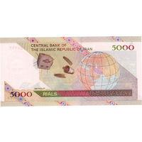 Иран, 5 000 риалов, UNC
