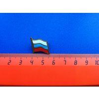 Значок Флаг России