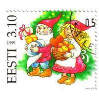 Эстония 1999