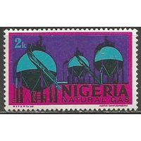 Нигерия. Газовое хранилище. 1973г. Mi#274.