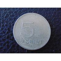 Венгрия, 5 форинтов 2000 г.