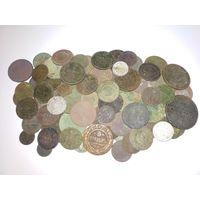 Сборный лот монет 220 шт,112 Дореформа и 108 Империя
