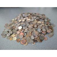2 кг советских монет с рубля