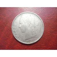 1 франк 1952 года Бельгия (Ё)