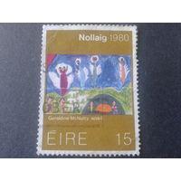 Ирландия 1980 Рождество