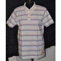 Рубашка с коротким рукавом (размер L, хлопок)
