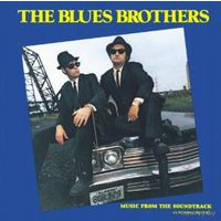 The Blues Brothers: Original Soundtrack Recording (Original recording remastered)  1980 made in Germany