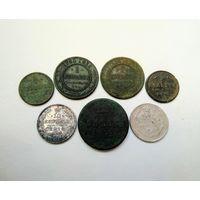 Лот монет империи