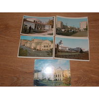 Фотооткрытки Киев советских сремен, старый Киев