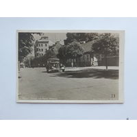 Минск 1938  9.5х14 см