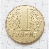 1 гривна 2001 Украина #02