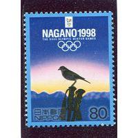Япония. Зимние олимпийские игры в Нагано