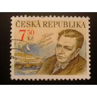 Чехия 2007 писатель