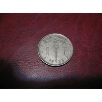 1 франк 1922 года Бельгия (Q)