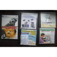Диски DVD специальные по ремонту радиоаппаратуры. Цена за лот.