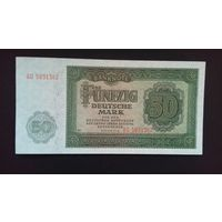 50 марок 1948 года. ГДР. xF. Распродажа.