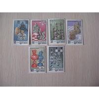 Гвинея-Бисау 1983 Шахматы