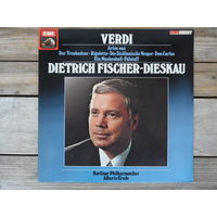 Дитрих Фишер-Дискау - ...поет арии из опер Дж. Верди - EMI, Germany