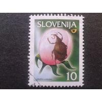 Словения 2000 насекомое, стандарт