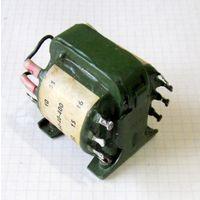 Трансформатор питания низковольтный анодный ТА64-40-400