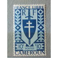 Французский Камерун 1942 г.