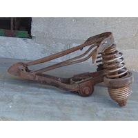 Седенье для старинного,довоенного велосипеда.