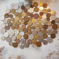 Монеты разных стран и времен 100 шт.    6