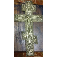 Крест бронза