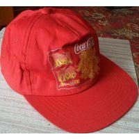Бейсболка Coca-Cola,новая разм.56-59